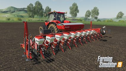 Farming Simulator 19 Expands With Upcoming Kverneland And Vicon Equipment Pack