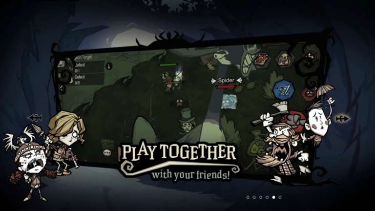 Don't Starve: Newhome Will Enter Beta In July For Both iOS and Android Fans, Explore A New Mobile Form Of The Beloved Series