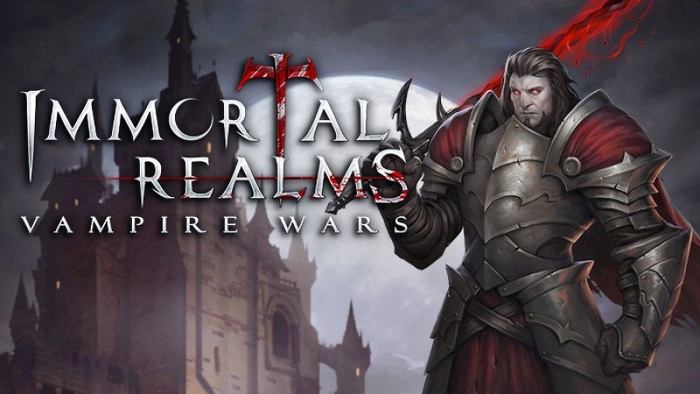 Immortal Realms: Vampire Wars Strategy Game Launches On PC And Consoles This August