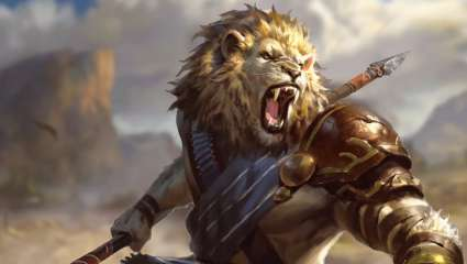 A Guide To Leonin, A Playable Race Added With The Mythic Odysseys Of Theros Campaign Sourcebook