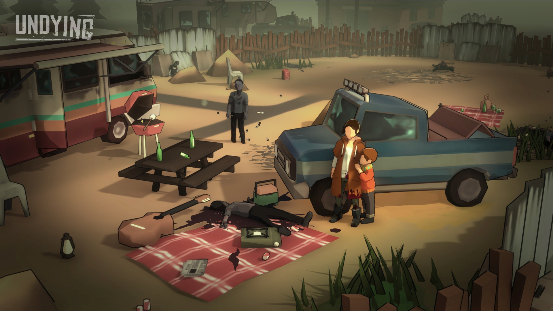 Zombie Survival Game Undying Heads To Early Access Soon With Plans For Mobile Release