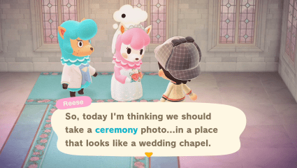 Animal Crossing New Horizons: Wedding Day Event Guide - Maximize Heart Crystal Rewards