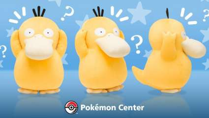 Pre-Orders Now Available For Life-Sized Version Of Pokémon's Psyduck