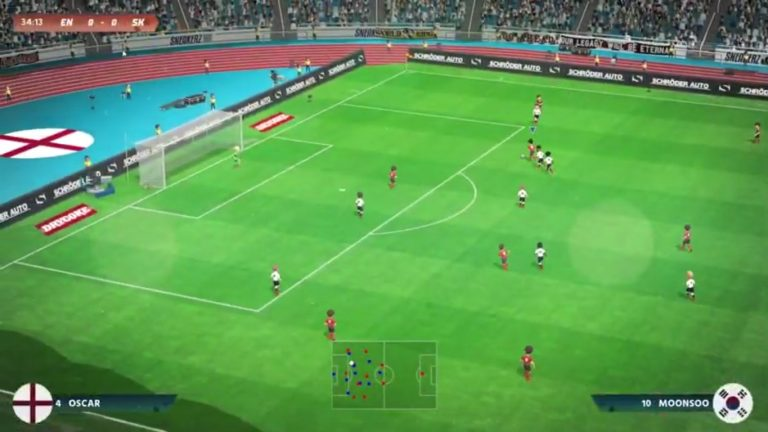 Super Soccer Blast Is A Unique Sports Game Headed To PC, PlayStation 4, Xbox One, And Nintendo Switch Later This Month