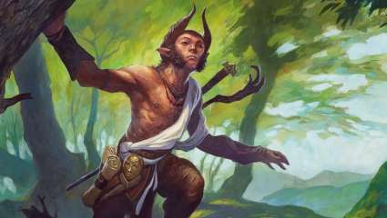 A Guide To Satyrs, A Playable Race Added With The Mythic Odysseys Of Theros Campaign Sourcebook
