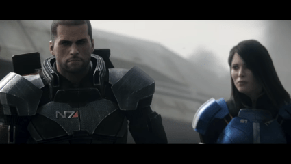 The Mass Effect Trilogy Legendary Edition Receives A Rating In Korea, Further Proving The Game's Existence