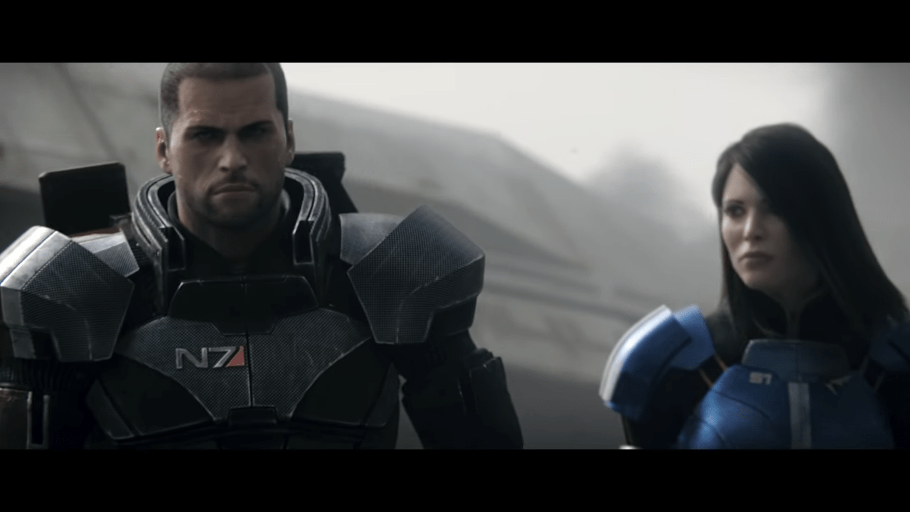 Mass Effect Legendary Edition Officially Announced On N7 Day With Remastered Trilogy