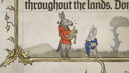 Medieval Marginalia Animal Strategy Game Inkulinati Launches On Kickstarter