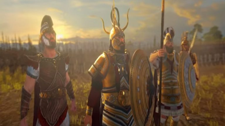 Total War Saga: Troy Gets Multiplayer On November 26th