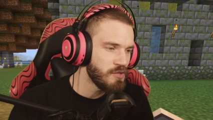 PewDiePie May Already Be Returning To Minecraft, After Just A Small Break From The Game