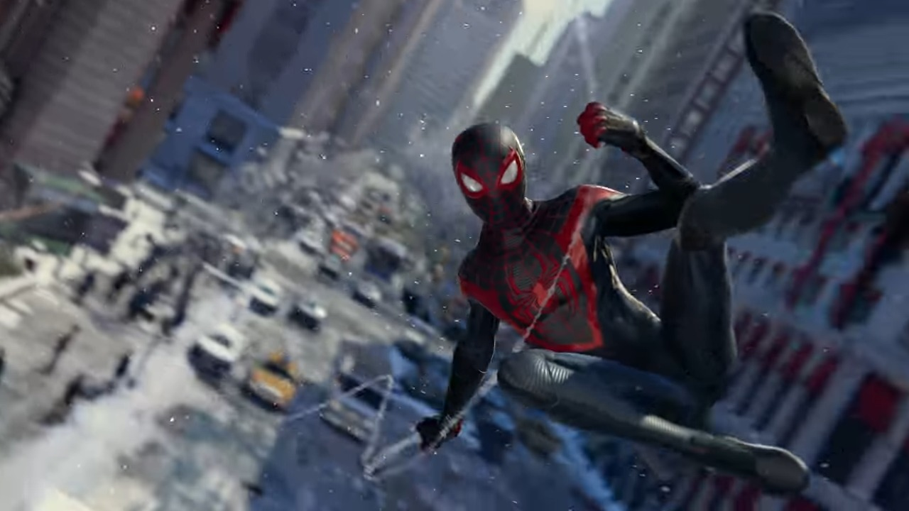 More Details Emerge About PS5's Upcoming Spider-Man: Miles Morales From Insomniac Games