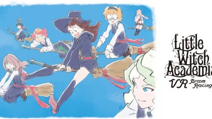 Little Witch Academia VR: Broom Racing Flies Onto Oculus Quest Later This Year