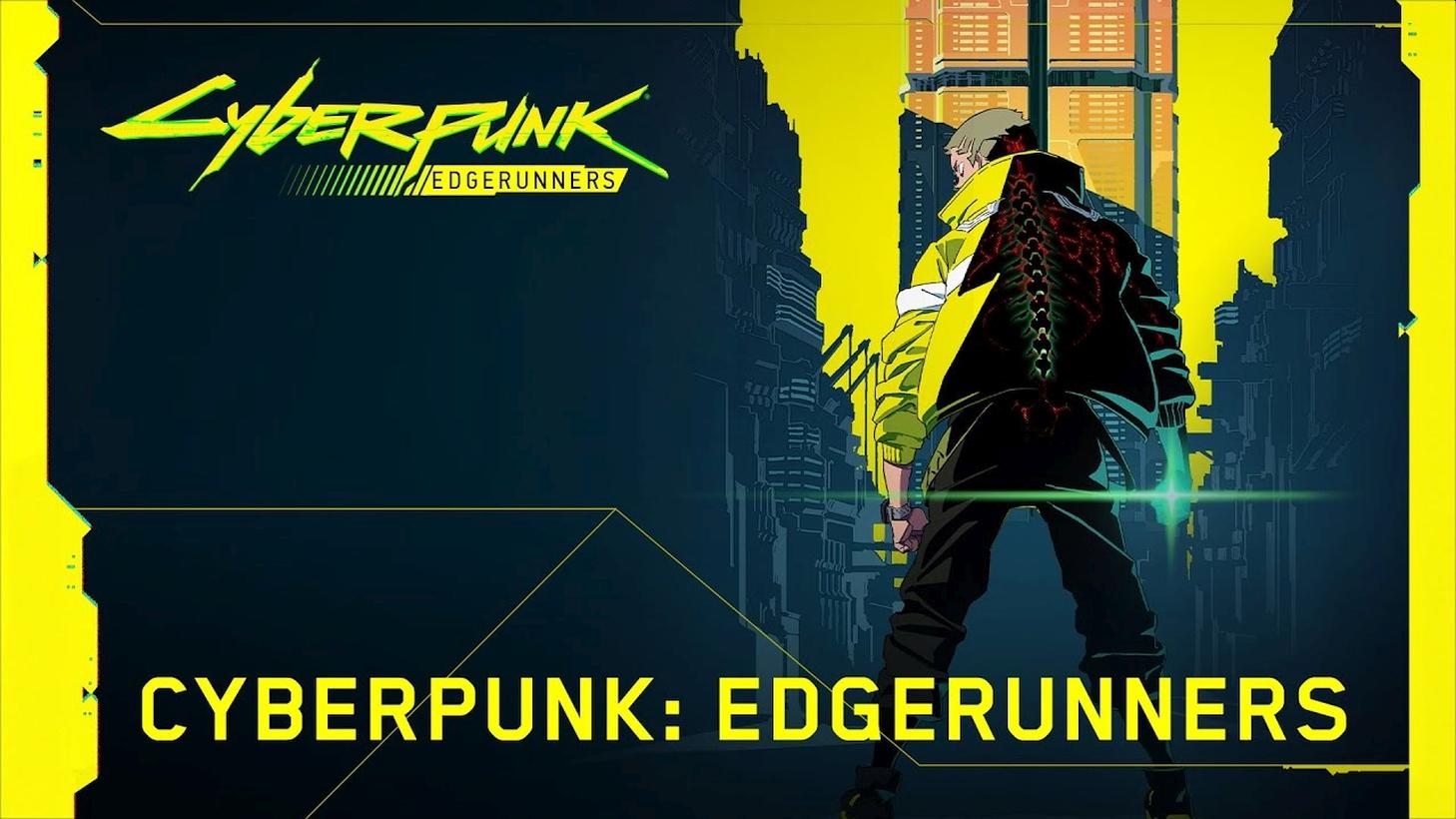Studio Trigger And CD Projekt Red Team Up For Cyberpunk Edgerunners Netflix Show