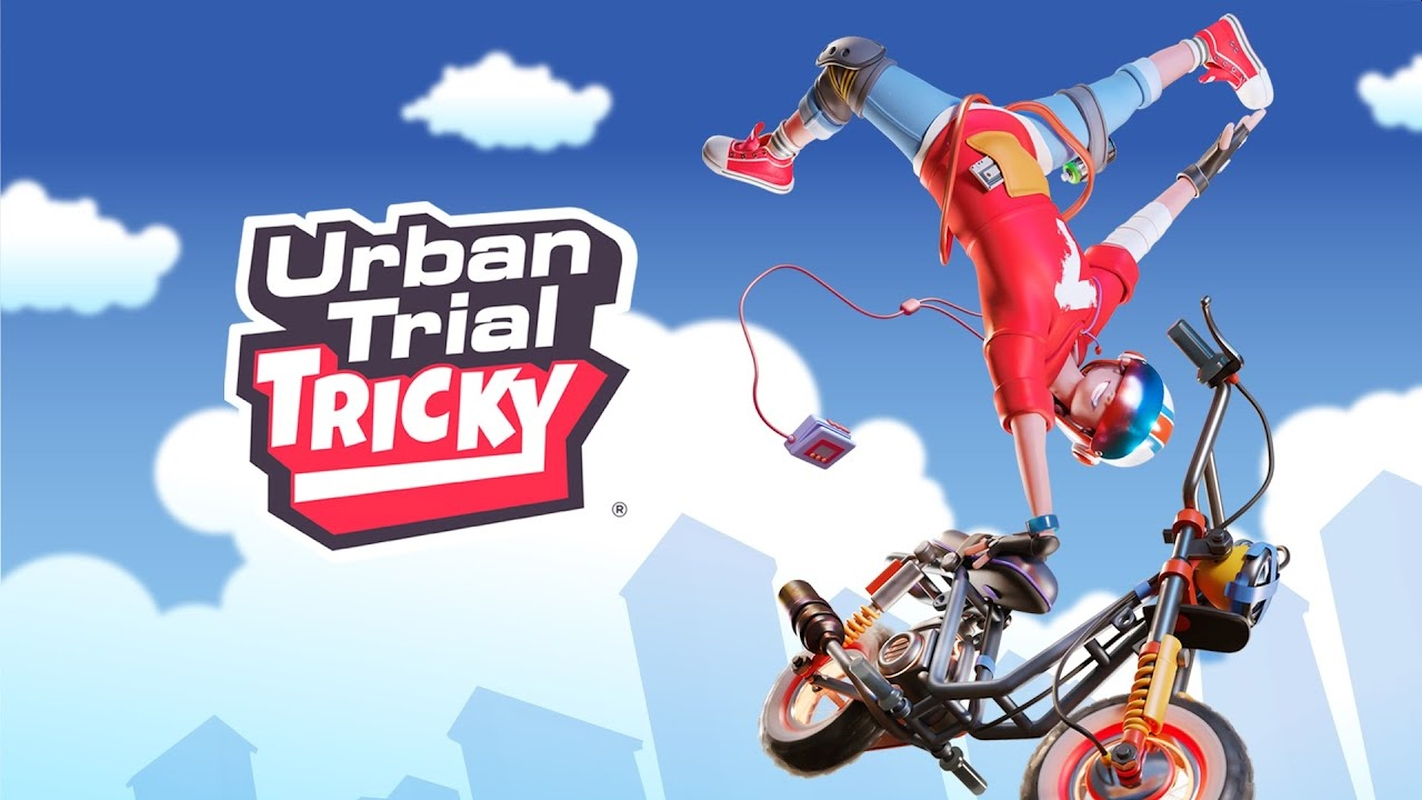 Tate Multimedia Announces Stunt Bike Title Urban Trial Tricky For Nintendo Switch