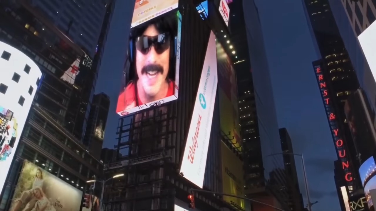 Twitch Has Permanently Banned Dr. Disrespect And Is Refunding Users Who Subbed