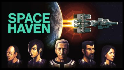 Space Haven Now Available On Steam Early Access After Successful Kickstarter Campaign