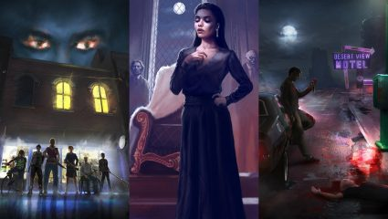 Three Choice of Games Gamebooks Announced For Vampire: The Masquerade Universe
