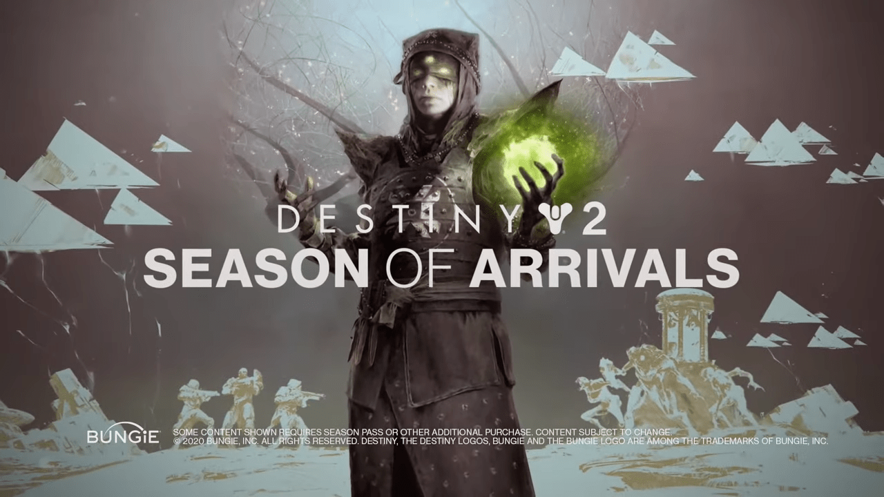 Destiny 2 Season Of Arrivals Is Here! Reveal Breakdown For Season 11 And Three Year Road-map
