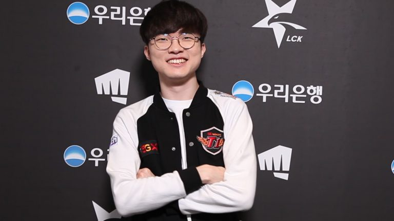 T1 Earned A Decisive Win Against Gen.G In Korea's League Champions Korea Summer Split 2020