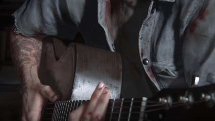 The Last Of Us Part 2 Gets A Stunning Licensed Guitar On The PlayStation Gear Store, But It Is Very Expensive