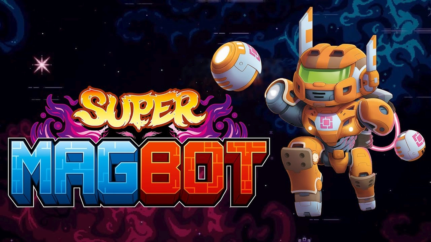 Team17 And Astral Pixel Announce Upcoming Super Magbot For PC