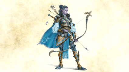 The Swarmkeeper: Keep Your Enemies Abuzz With This Ranger Subclass In Wizards Of The Coast's Unearthed Arcana