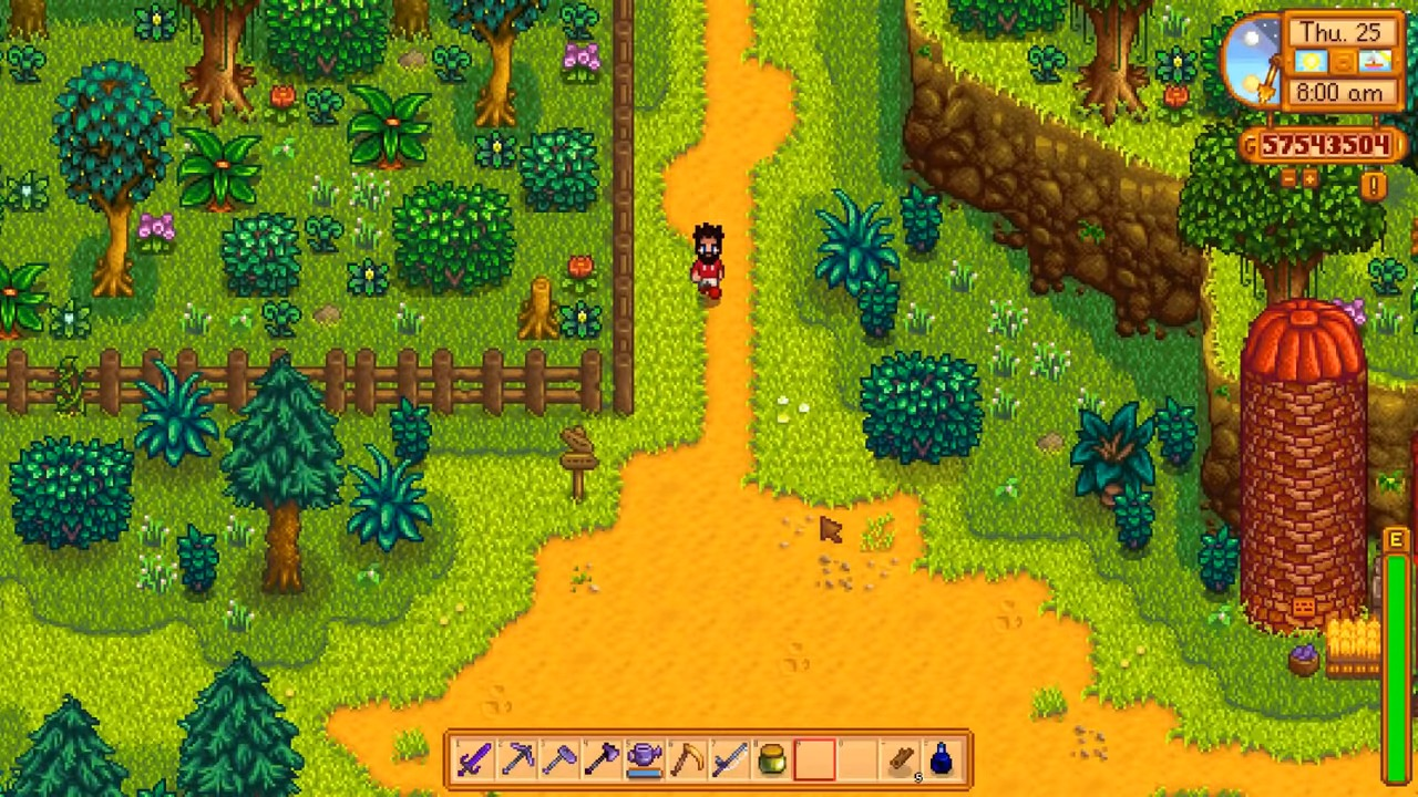 Stardew Valley – Popular Farming Life Simulator Update 1.5 Is Now In The Works