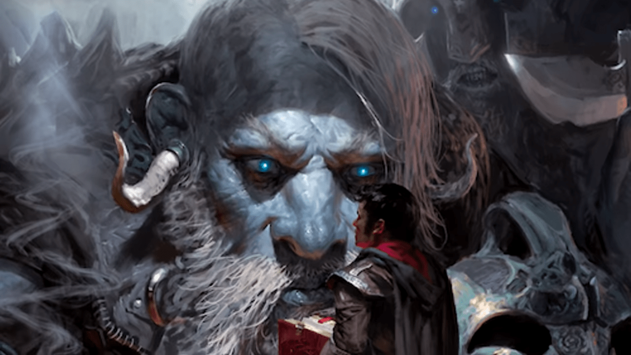 Rune Knight: Become Like Jotun With This Fighter Subclass In Wizards Of The Coast's Unearthed Arcana