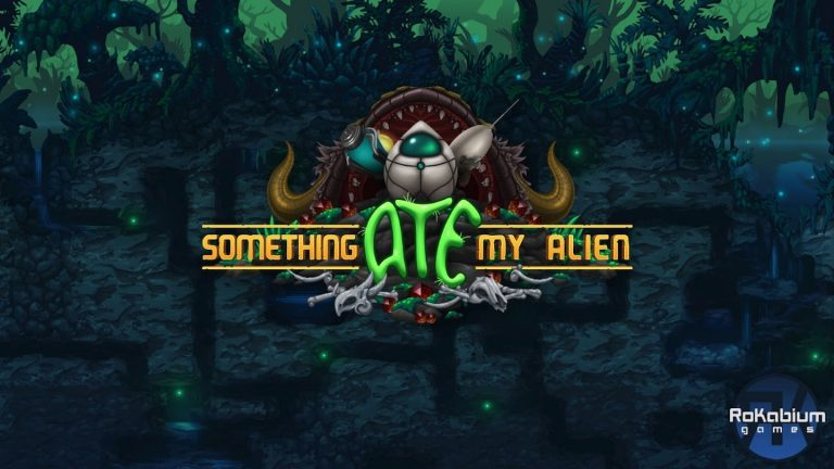 Rokabium Games' Something Ate My Alien Demo Out Now And Heads To PC This June