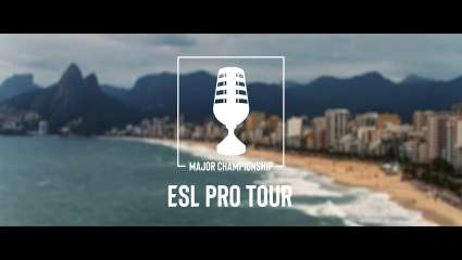 CS:GO - ESL One Rio 2020 Major Completely Canceled Due To COVID-19 Pandemic