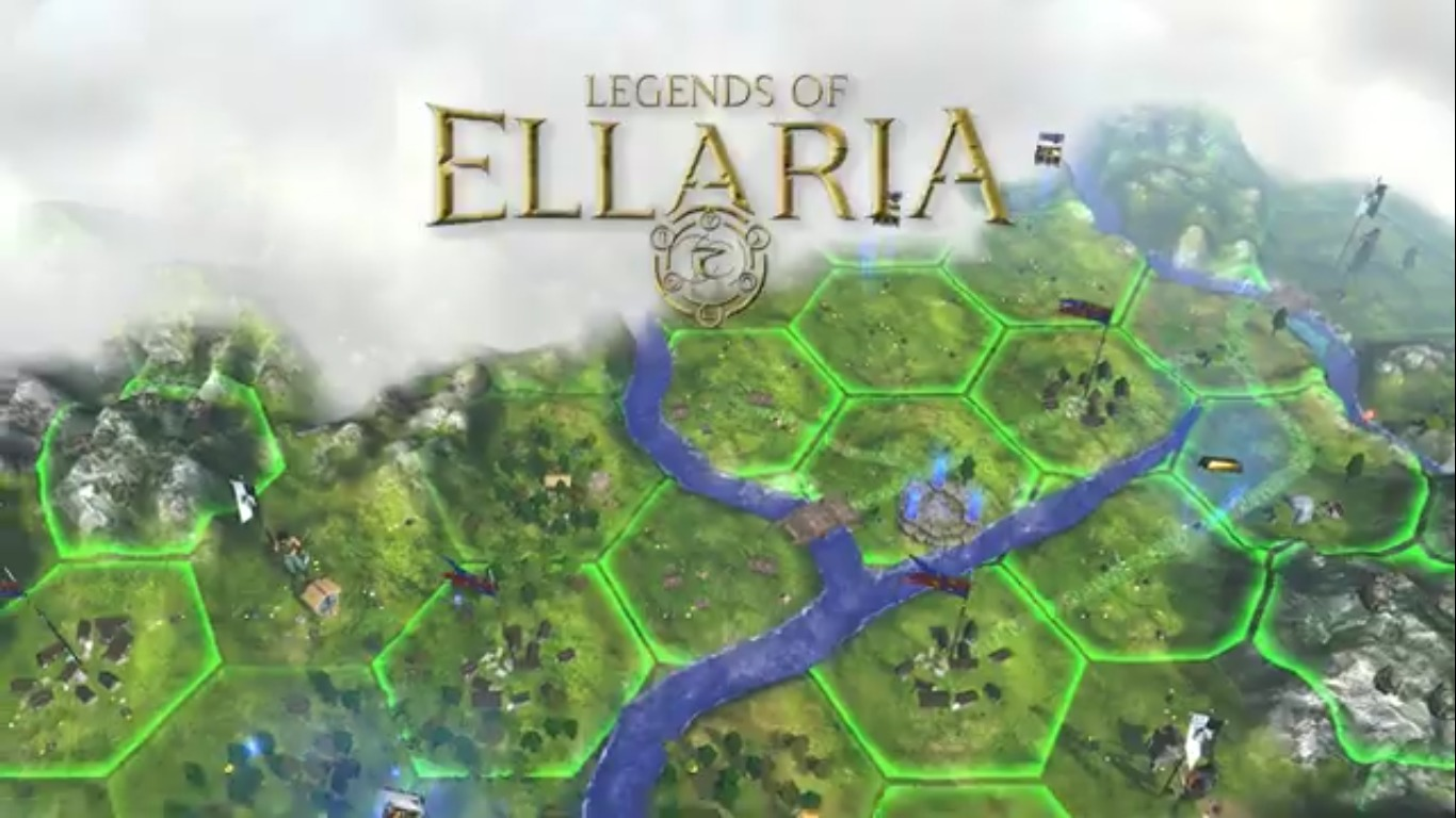 Legends of Ellaria Is A Unique Early Access Adventure Headed For A Full Release Later This Year