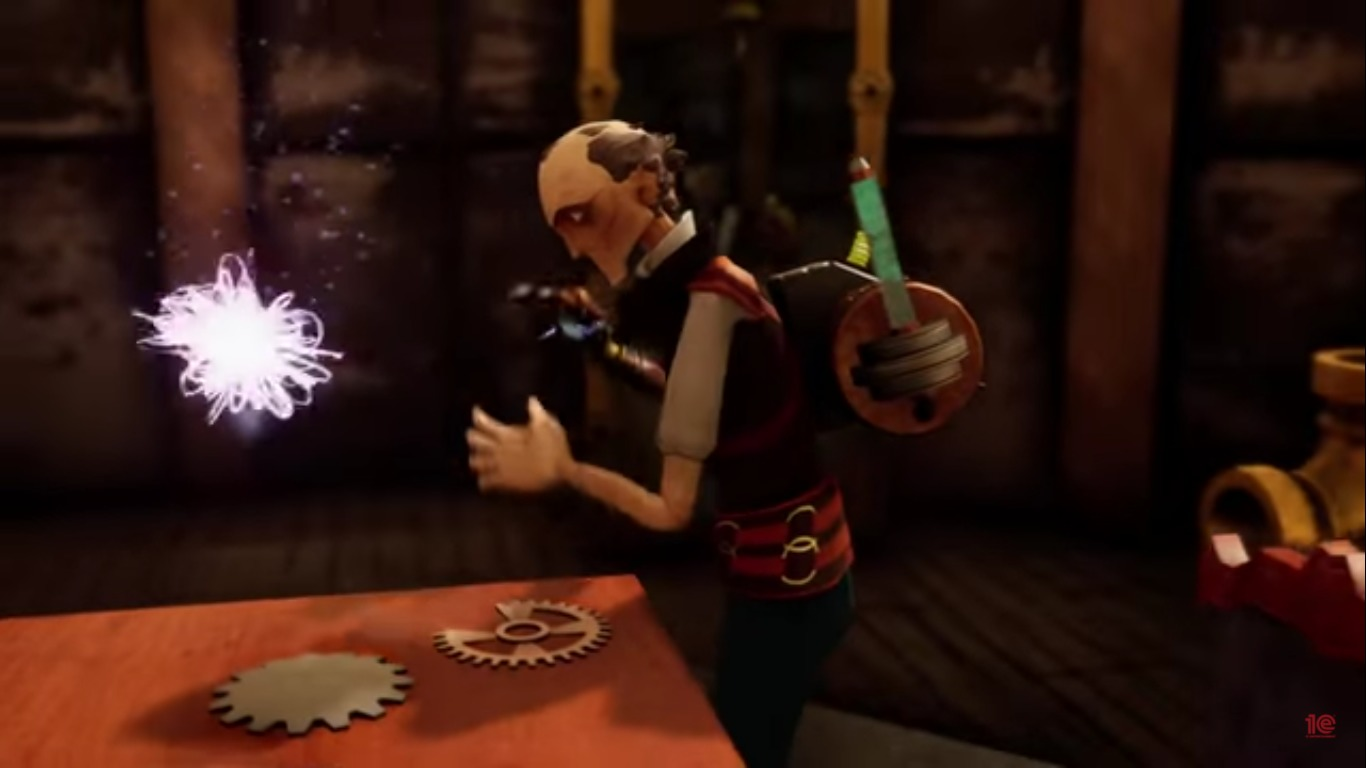 Steam Game The Watchmaker Is Planning A Release On Xbox One, PlayStation 4, And Nintendo Switch