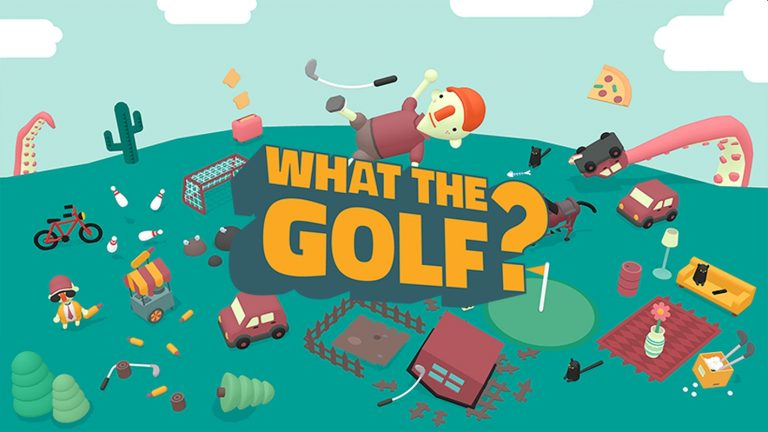 What The Golf? Wins Spilprisens Game Of The Year 2020 Award