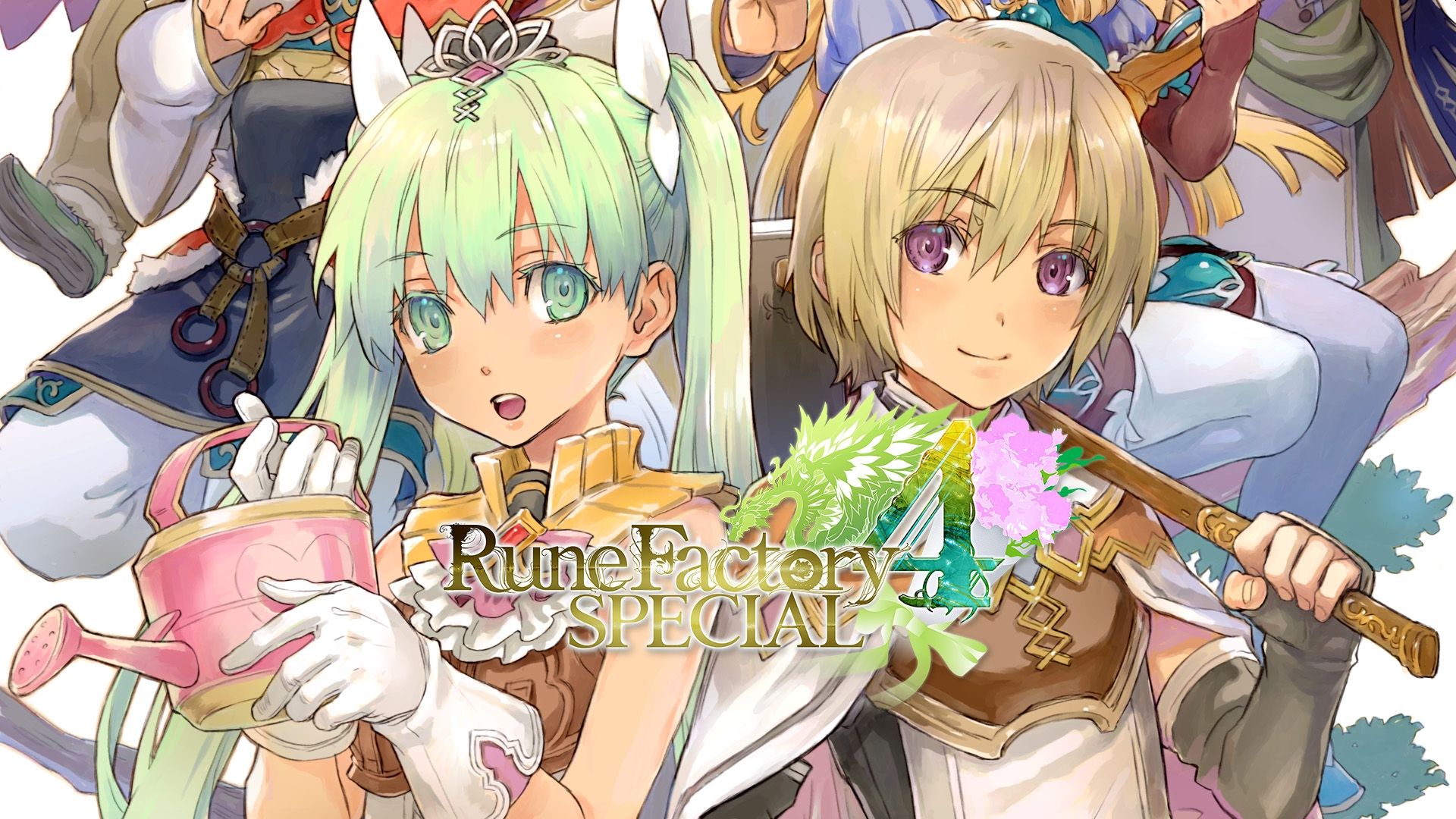 Rune Factory 4 Special Honored In Common Sense Selections For Video Games