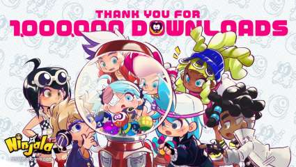 Ninjala Surpasses 1 Million Downloads In One Day After Global Launch