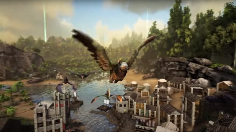 ARK: Survival Evolved Is Now Free On The Epic Games Store