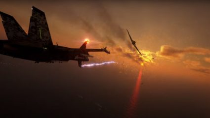 The Flight Action Game Project Wingman Has A New Trailer Out Now; Releases This Summer