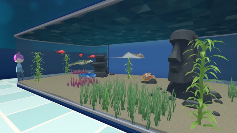 Aquarium Sim Megaquarium Drops Dozens Of New Species In Its First Expansion