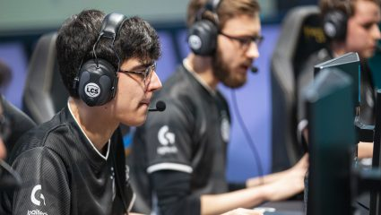 Dardoch Joined The Dignitas Roster For The 2020 League Championship Series Summer Split