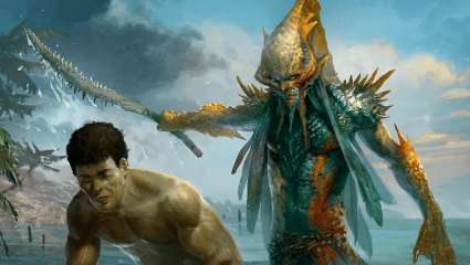 Tromokratis -- Dungeons and Dragons' Recent Campaign Sourcebook, Mythic Odysseys Of Theros Takes Boss Fights To A Whole New Level