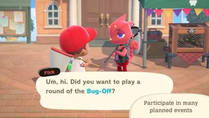 Animal Crossing: New Horizons - First Bug Off Of The Season On June 27th And How To Maximize Your Time