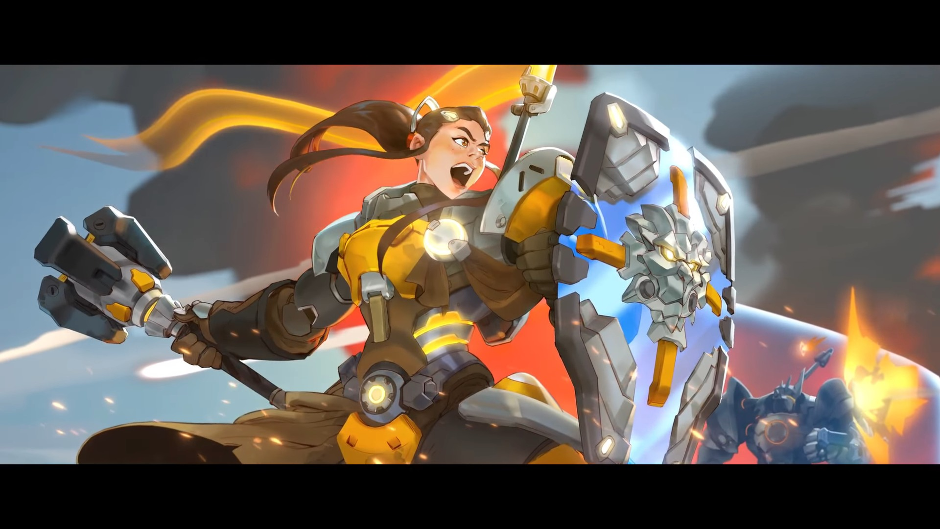 Overwatch New Experimental Card Introduces Buffs To D.Va And Junkrat Alongside Huge Brigitte Nerf
