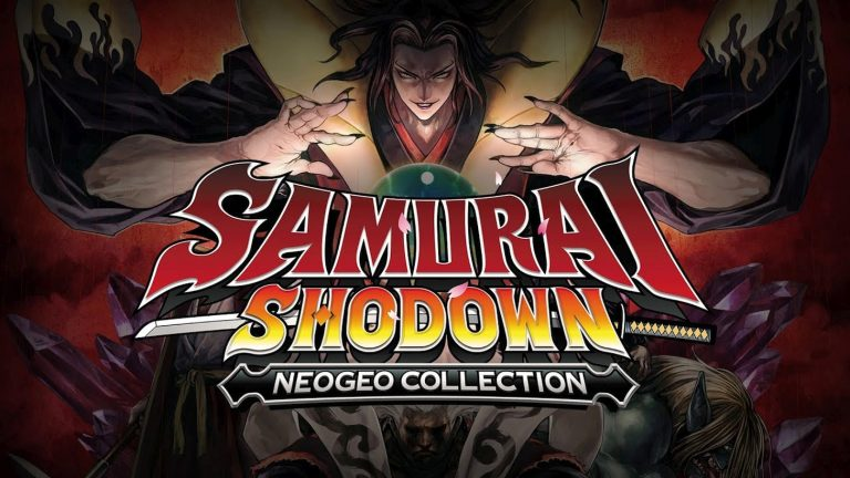 SNK Announces Samurai Shodown NeoGeo Collection For PC, PS4, And Switch This Summer