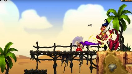 The Platformer Shantae And The Pirate's Curse Is Now Free For Xbox Live Gold Members