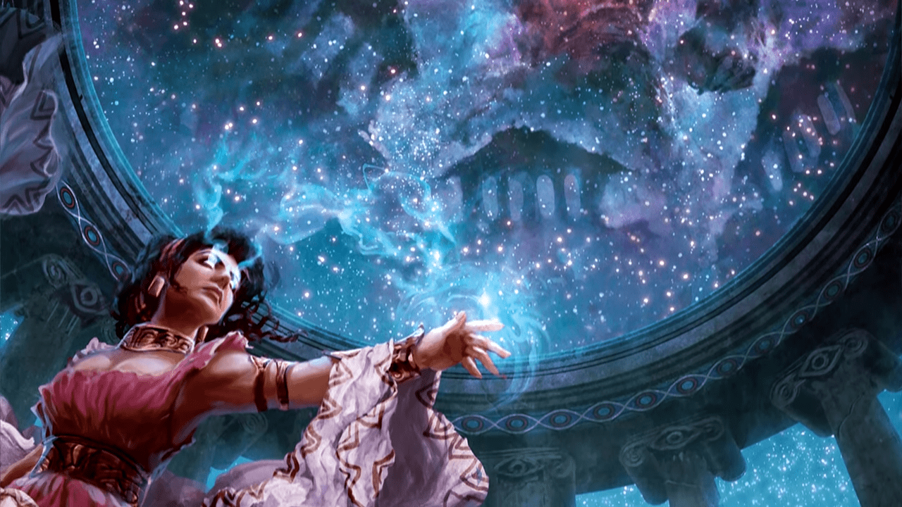 College Of Eloquence: Mythic Odysseys of Theros Brings An Updated Bard Subclass