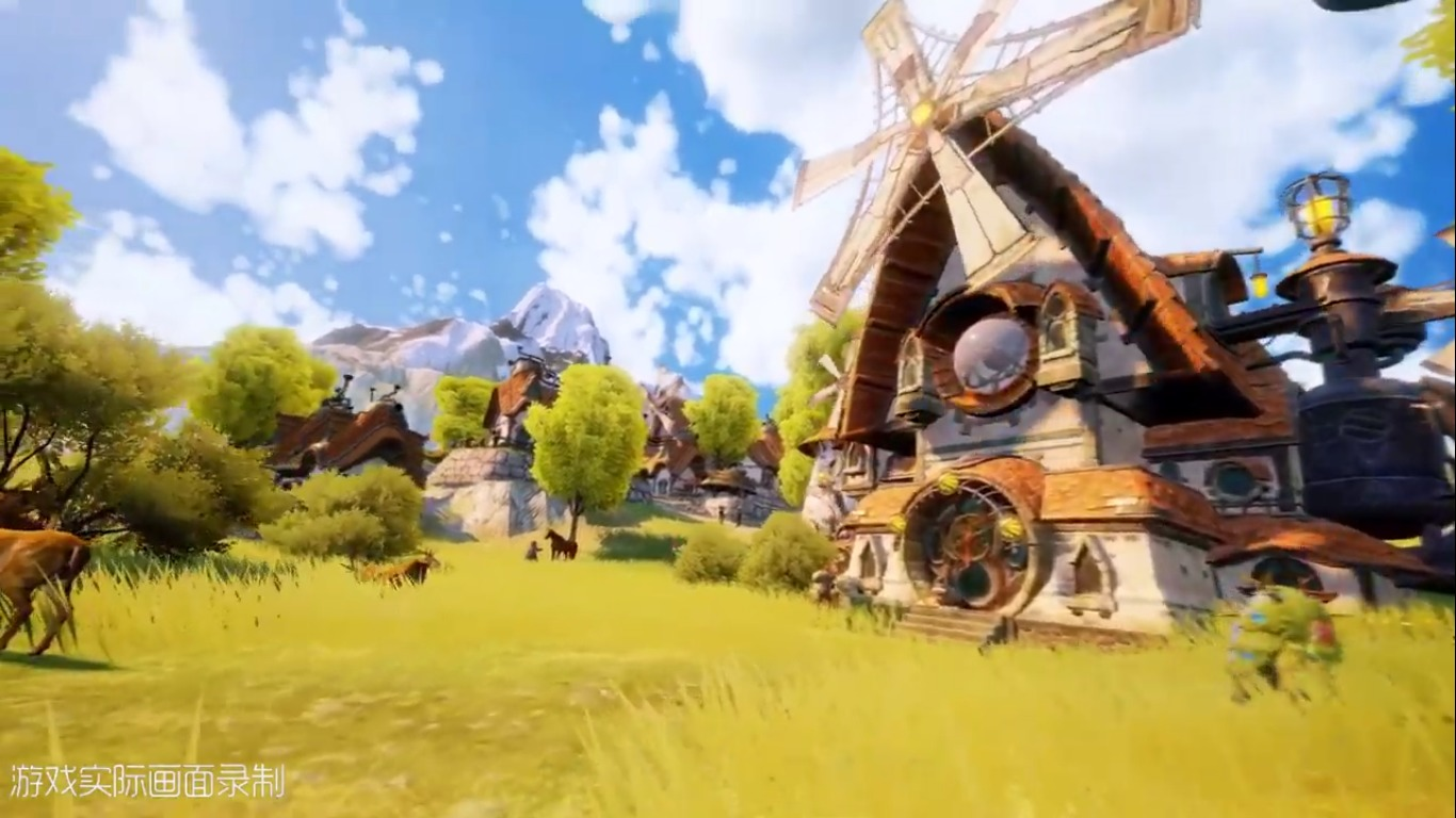 Noah's Heart Is A Massive Open World Mobile Game Headed For A 2021 Release, Explore A Unique World Filled With A Powerful Narrative