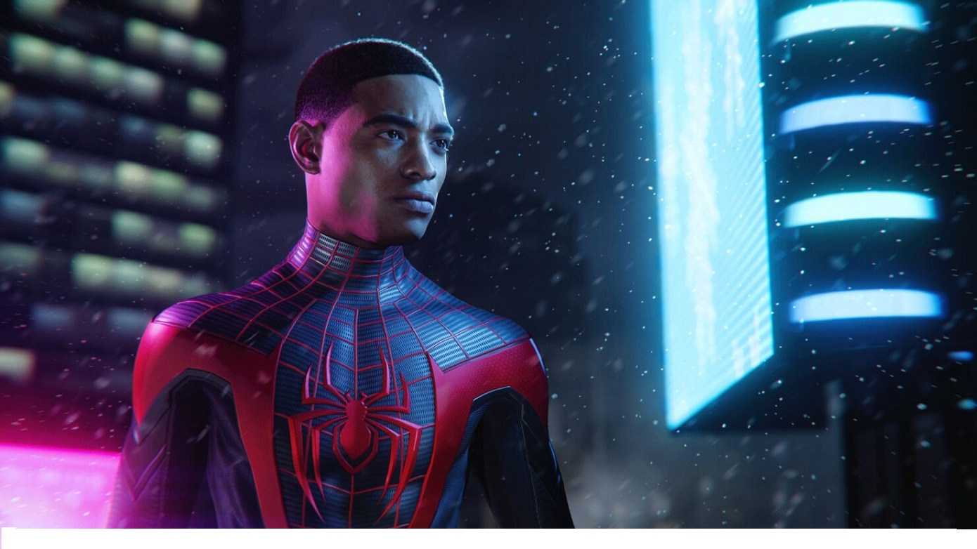 Marvel's Spiderman Game Comes With A Miles Morales Component – It Is An Expansion And Enhancement Of The 2018 Game