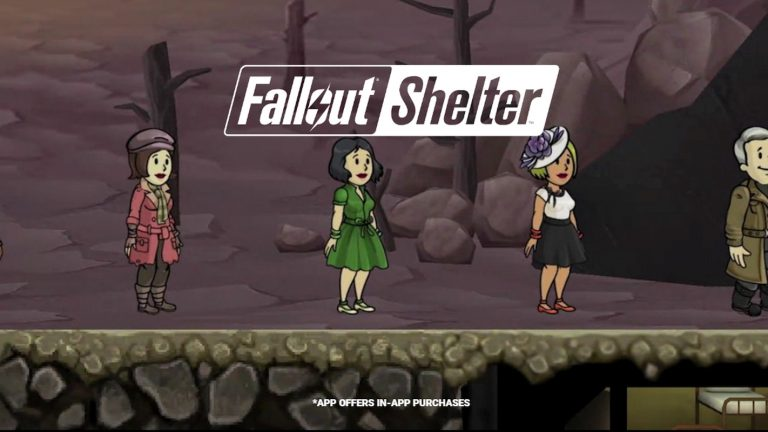 Bethesda Launches Fallout Shelter Online On Mobile Devices In SEA Countries