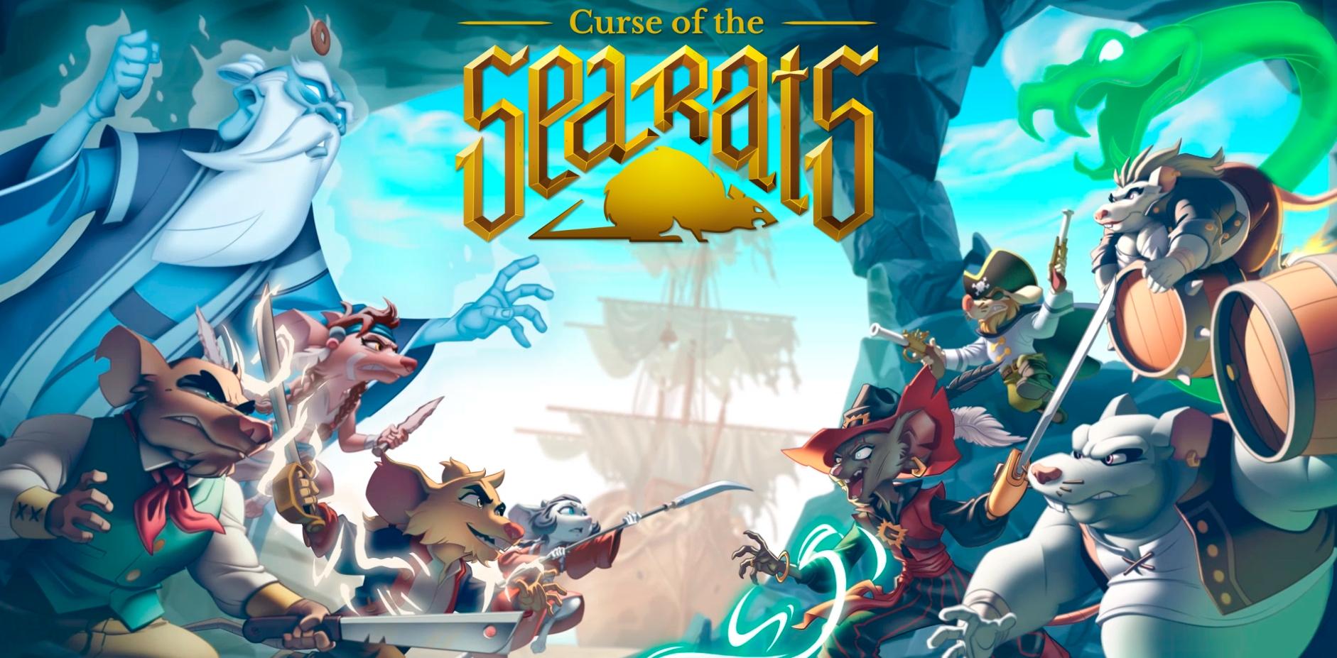 Hand-Drawn Ratoidvania Curse of the Sea Rats Surpasses Kickstarter Funding Goal In 9 Hours