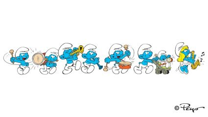 Microids And IMPS Planning A New Video Game Based On The Smurfs